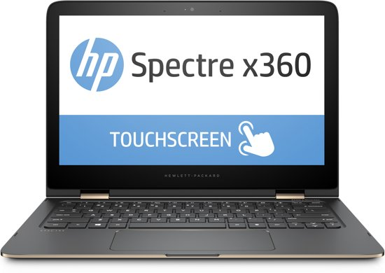 HP Spectre x360 13-4200nd - 2-in-1 laptop - 13.3 Inch