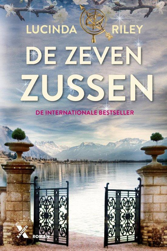 Boekomslag voor De Zeven Zussen 1 - De zeven zussen