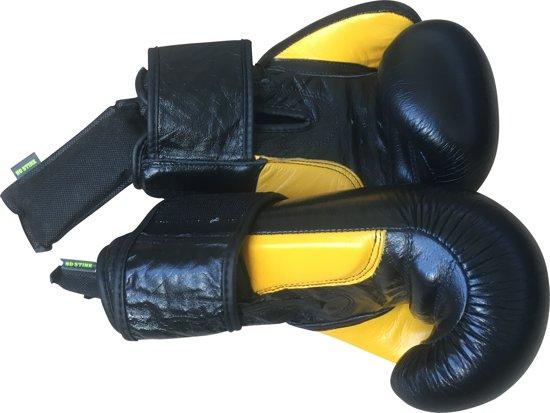 No Stink Ontgeurzakjes tegen naar zweet stinkende bokshandschoenen. (2-PACK zwart)