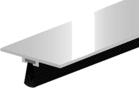 Elton Ellen-Matic Dorpelstrip voor Onderzijde - 100 cm