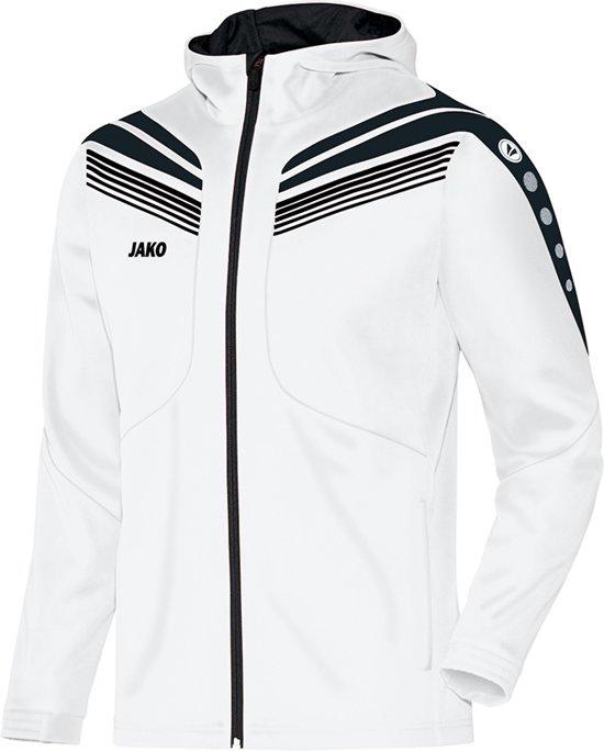 Jako Jacket Heren Wit ProSportshirt S Maat H2EI9D