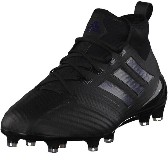 detailed look 92888 14e38 Adidas Ace 17.1 FG Core Black Core Black Utility Black - Voetbalschoen -  Maat 44