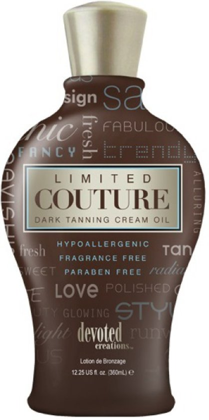 Devoted Creations Limited Couture - 360 ml + Gratis aftersun 15 ml