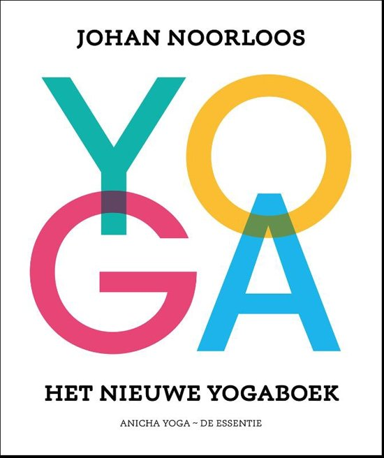 Het Nieuwe Yogaboek.