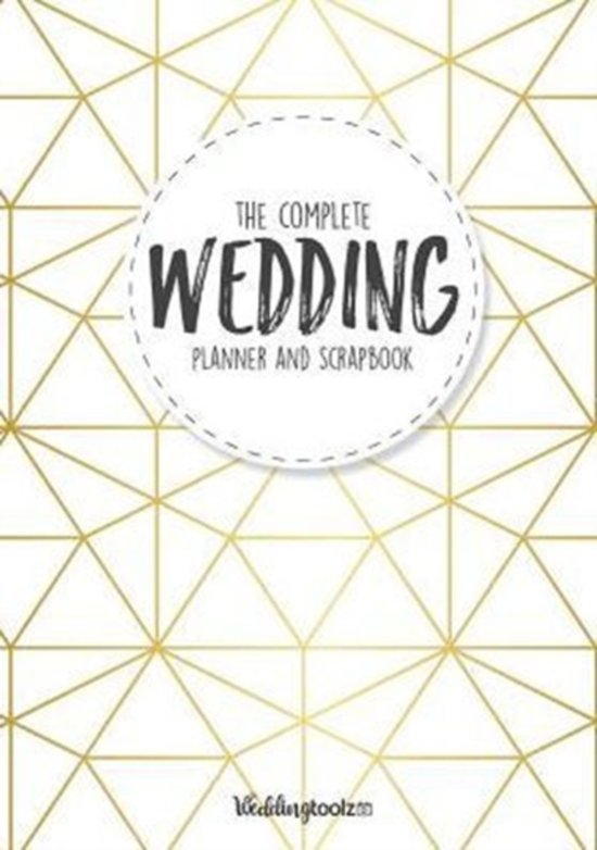 Boek cover The Complete Wedding Planner and Scrapbook van William C Gibson (Paperback)