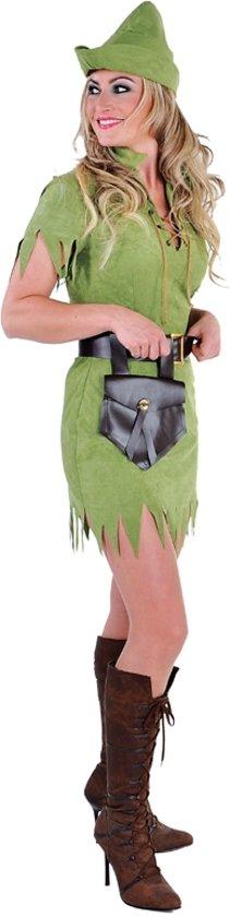 Carnavalskleding Dames Xl.Bol Com Robin Hood Kostuum Carnavalskleding Dames Maat Xl 46 48
