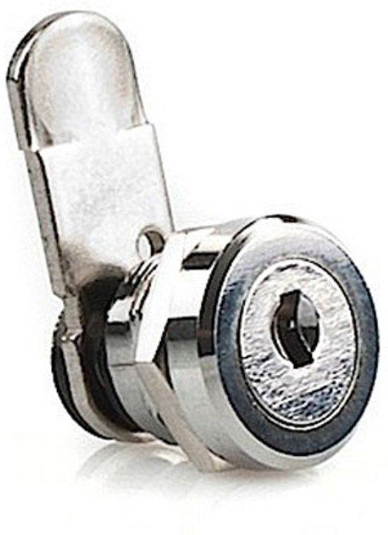 15mm Kantel slot / brievenbus slot - Klein
