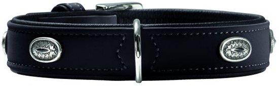 Hunter Halsband Softie Stone - 60 cm - Zwart