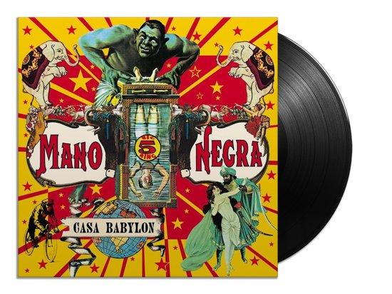 Casa Babylon (1LP + CD)