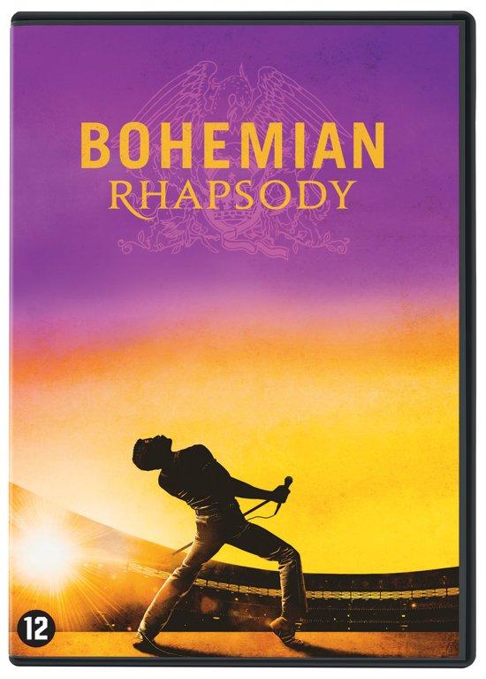 DVD cover van Bohemian Rhapsody