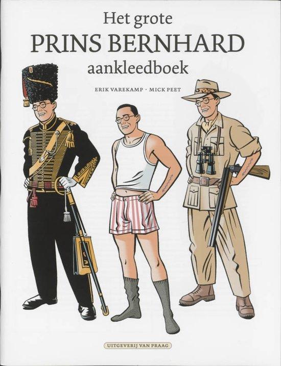 Boek cover Agent orange sp. het grote prins bernhard aankleedboek van Erik Varekamp (Paperback)