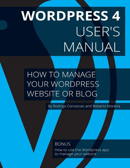 Wordpress 4 - User's Manual