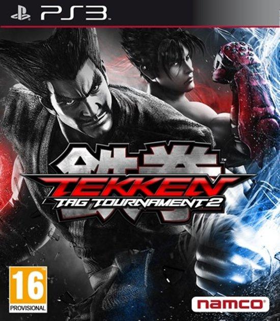 Tekken tag tournement 2 ps3
