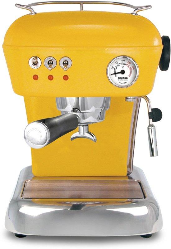 Ascaso Dream Halfautomatische Espressomachine