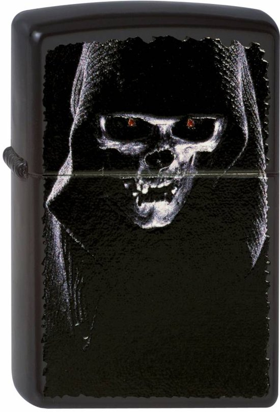 Aansteker Zippo Evil Skull