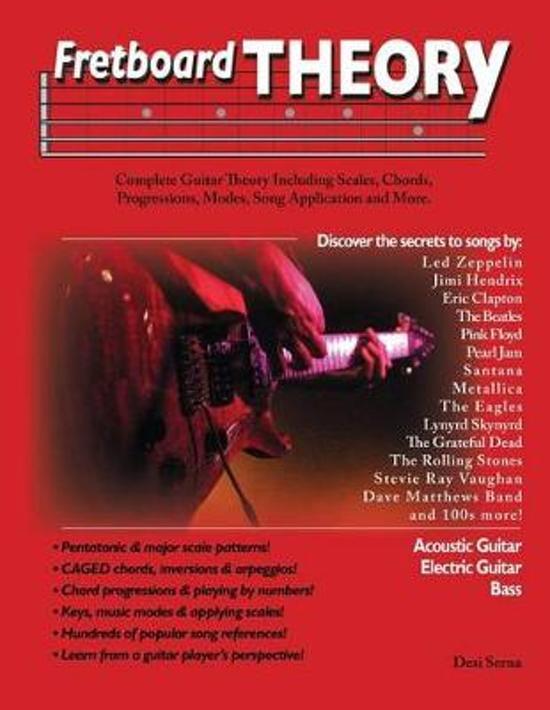Bol Fretboard Theory 9781508566595 Desi Serna Boeken