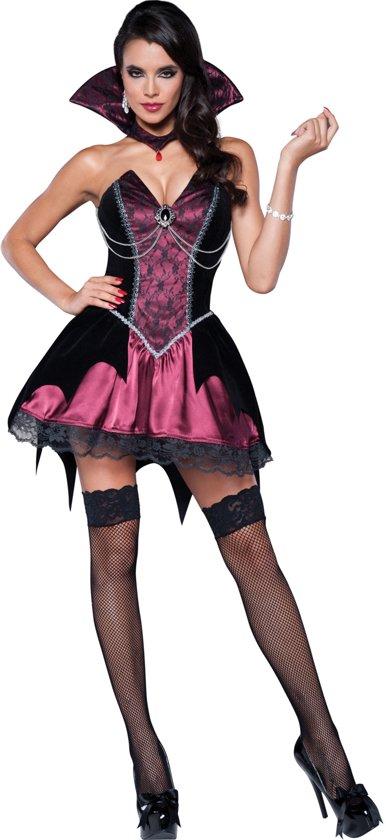 Uitzonderlijk bol.com | Vampier kostuum voor dames - Premium - Verkleedkleding #AA56