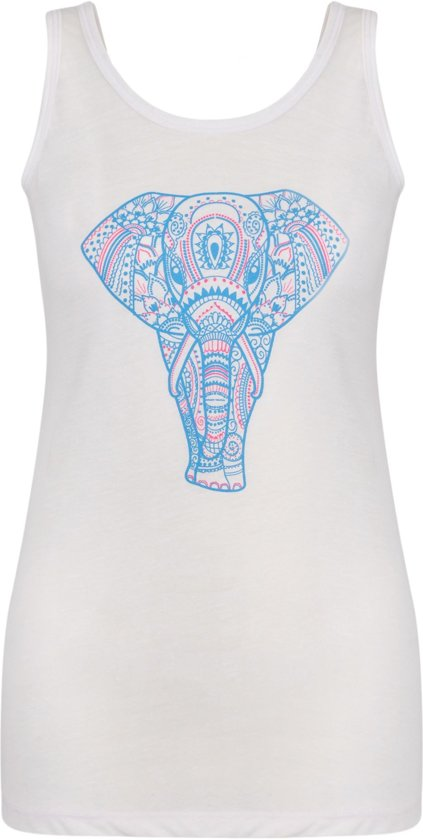 Dare 2b-Elephant Vest-Outdoorshirt-Vrouwen-MAAT XL-Wit