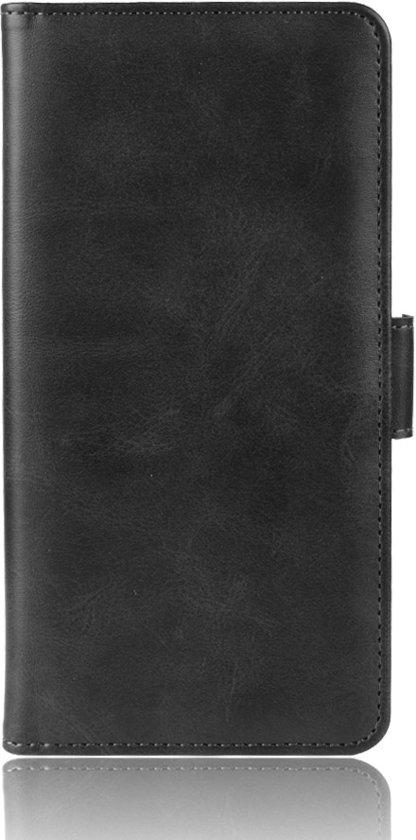 Mobigear Wallet Stand Hoesje Zwart Samsung Galaxy A80