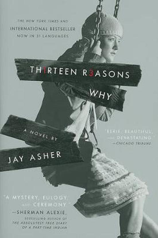 Boek cover Th1rteen R3asons Why van Jay Asher (Paperback)
