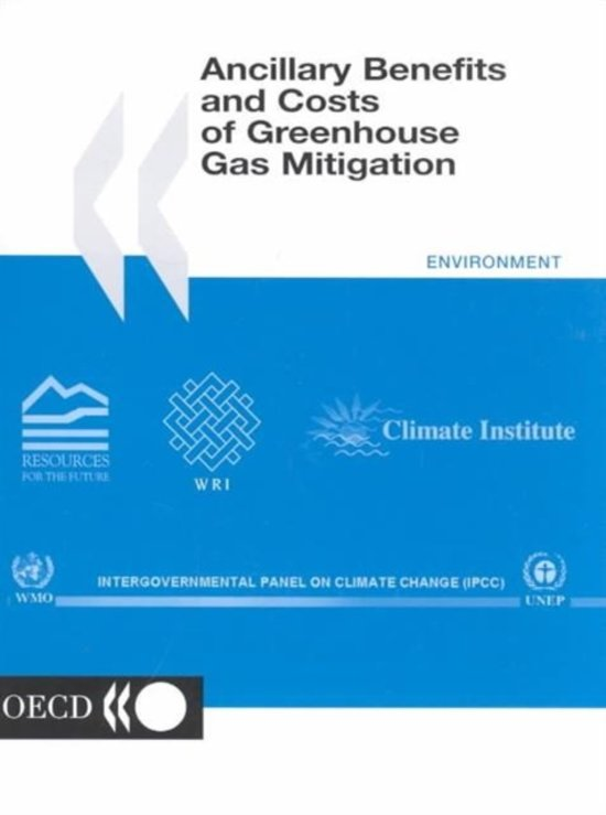 Oecd Proceedings Ancillary Benefits and Costs of Greenhouse Gas Mitigation