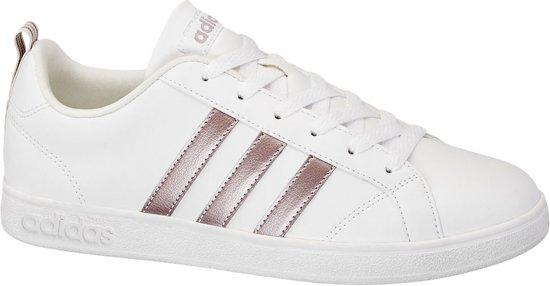 Adidas - Vs Advantage W - Sneaker laag sportief - Dames - Maat 39 - Wit -  Ftwr White