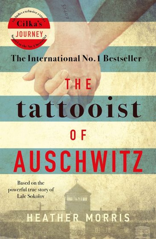 Boek cover The Tattooist of Auschwitz van Heather Morris (Onbekend)