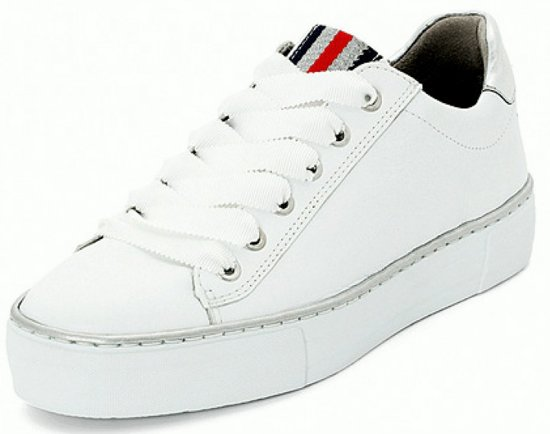 new style c8ec4 a8b35 Ara 12-37484-76 Dames Sneaker - Extra Breed - Wit - Maat 37