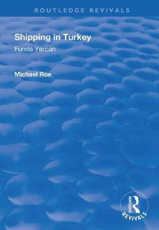 Shipping in Turkey