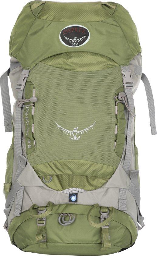 80c98bc2d56 bol.com | Osprey Kestrel - Backpack - 38 Liter - Groen - Small/Medium