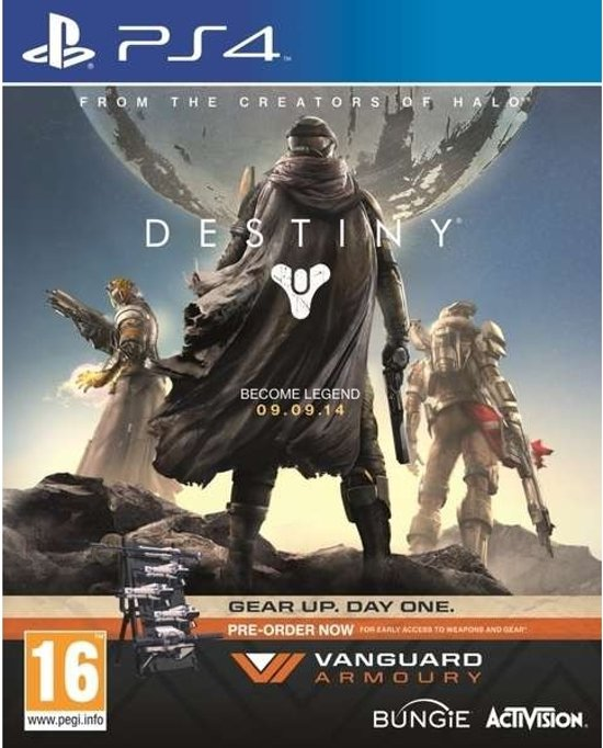Destiny - Vanguard Edition - PS4 kopen