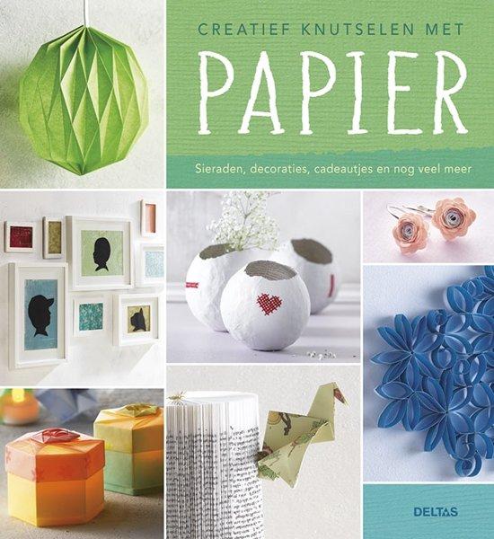 Fabulous bol.com | Creatief knutselen met papier | 9789044741742 | Boeken #LM78
