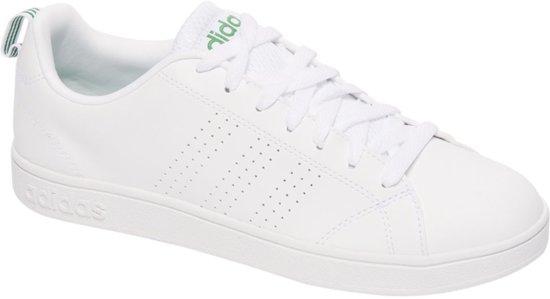 Adidas Advantage Sneaker - Wit/Groen - Maat 46,5
