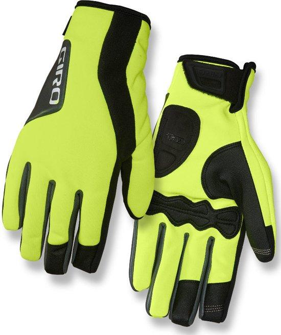 Giro Ambient 2.0 Handschoenen, highlight yellow/black Handschoenmaat L