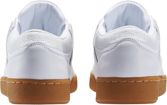 Reebok Heren Workout Club Wit Maat 40 Sneakers ED2WHI9
