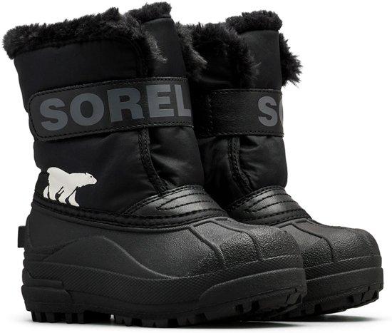 Sorel Snowboots - Maat 23 - Unisex - zwart/wit