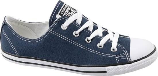 64823885240 Converse Chuck Taylor All Star Dainty - Sneakers - Unisex - Athletic Navy -  Maat 36