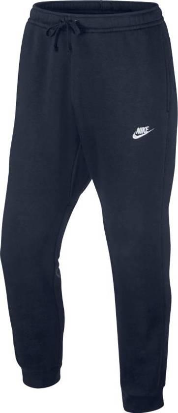 Nike Sportswear Jogger Club  - Trainingsbroek - Heren - Obsidian/White - Maat M