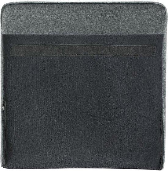 Beliani Gaula 2-Zits bank Grijs polyester