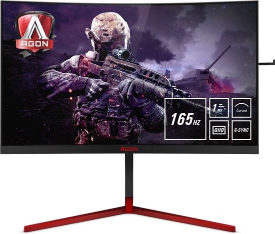 AOC AGON AG273QCG - WQHD Gaming Monitor (144 Hz)