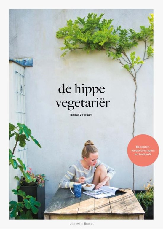 De hippe vegetariër