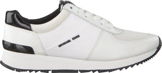 e4e2a14b778 bol.com | Michael Kors Dames Sneakers Allie Trainer - Wit