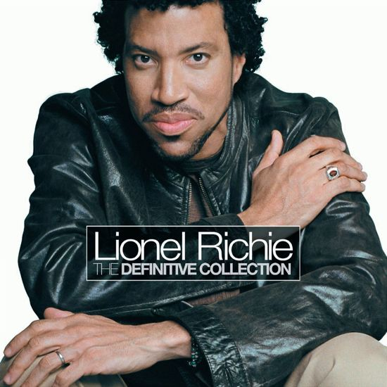 CD cover van The Definitive Collection van Lionel Richie