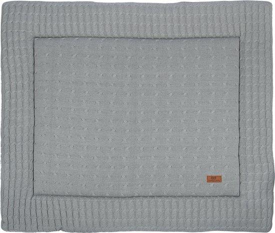 Baby's Only Kabel - Boxkleed 75x95 cm - Lichtgrijs