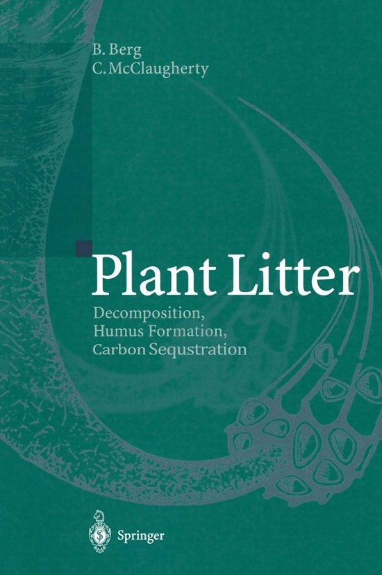 Decomposition, Humus Formation, Carbon Sequestration