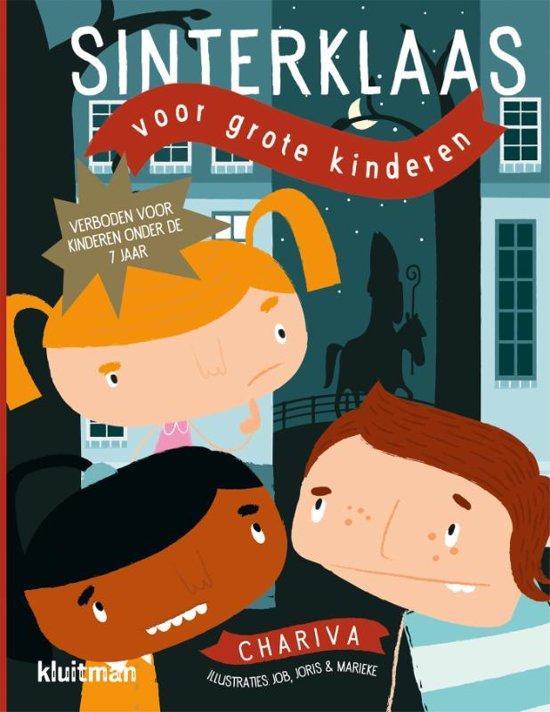 Boek cover Sinterklaas voor grote kinderen van Chariva (Hardcover)