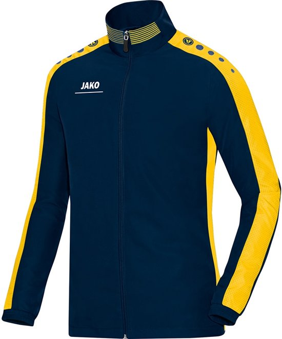 Maat Jacket Heren Senior S JakoPresentation Striker FT3lK1Jc