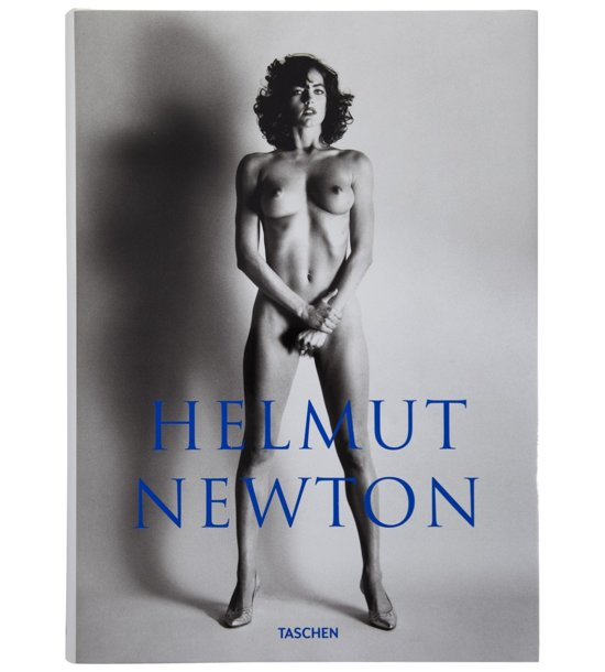 Boek cover SUMO van Helmut Newton (Hardcover)