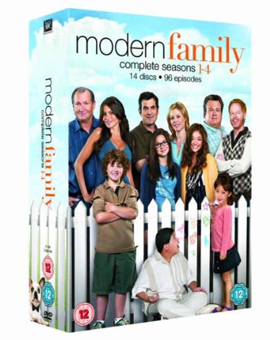 Modern Family - S 1-4 (Import)