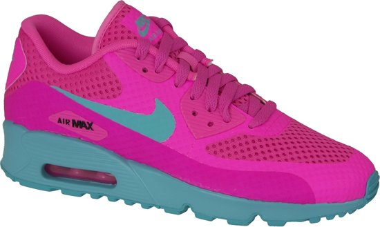 b1d3a5343bc617 Nike Air Max 90 Sneakers Kinderen - roze blauw